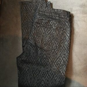 NYDJ Alina Legging Snakeskin print
